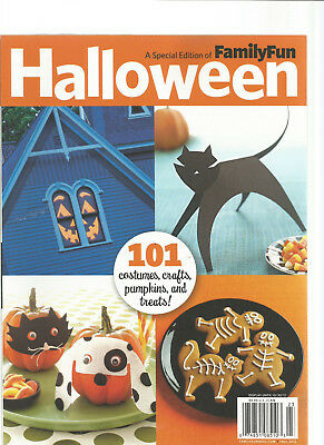 FAMILY FUN MAGAZINE SPECIAL EDITION HALLOWEEN