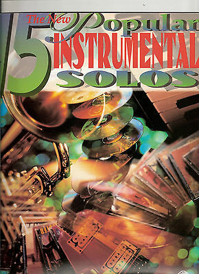 The New 15 Popular Instrumental Solos: FLUTE