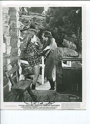 Peter Fonda Easy Rider Ghost Rider Oscar Nom Open Season Signed Autograph Photo