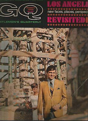 GQ March 1968 LA & FASHION-Zanuck-Reagan-Koufax