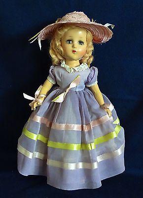 "FABULOUS ALL ORIGINAL Vintage 1930 ""NANCY LEE"" by Arranbee 16"" Strawberry Blonde"