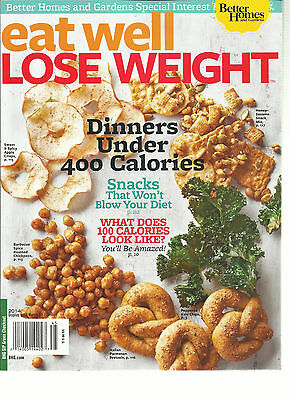 Bgh Eating Well   Lose Weight  2014    Dinners Under 400 Calories