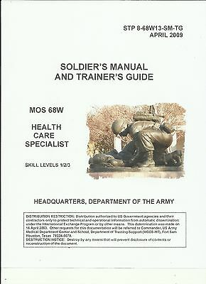 68W Medical Specialist Medic On Pdf Plus Electronic Library