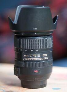 Nikon AF-S DX NIKKOR 18-200mm f/3.5-5.6G ED VR Wembley Downs Stirling Area Preview