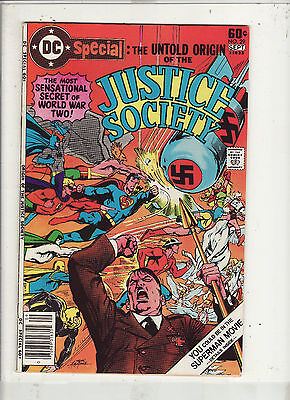 DC SPECIAL  #29  VF/NM