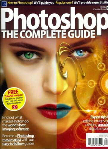 PHOTOSHOP THE COMPLETE GUIDE ~ Fall 2019 ~ Tutorials ~ Learn Skills - FREE SHIP