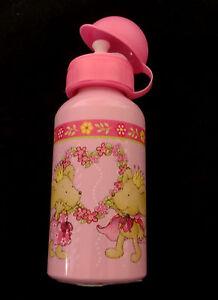 lillebi steinbeck trinkflasche alu 0 3 l kinder m dchen trinkflasche rosa neu. Black Bedroom Furniture Sets. Home Design Ideas