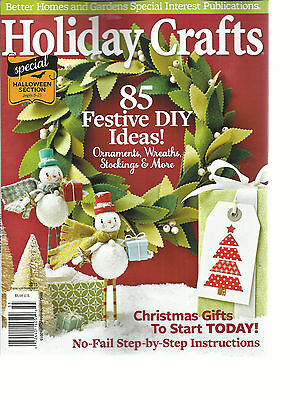 Halloween Diy Crafts Ideas (HOLIDAY CRAFTS MAGAZINES 2015 ( SPECIAL HALLOWEEN SECTION ) 85 FESTIVE DIY)