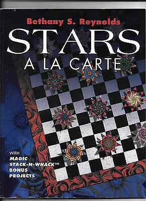 Stars Ala Carte By Bethany Reynolds Aqs Society Book