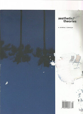 AESTHETIC THEORIES MAGAZINE VOL. 2  A CEREBRAL LIFESTYLE.
