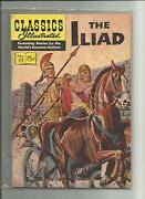 Classics Illustrated Iliad