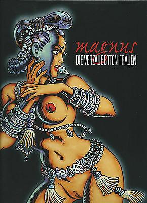 SM 84 - Erotische Märchen von Magnus: Die verzauberten Frauen