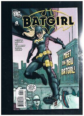 DC Batgirl VOL.3  #4  1st New Batgirl Costume Stephanie Brown / SPOILER NM-](Batgirl New Costume)