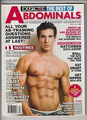 Exercise For Men Only Mag Best Of Abdominals April 2009 (Best Abdominal Exercises For Men)