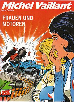 Michel Vaillant Nr. 25 Softcover Comic von Jean Graton in Topzustand !!!