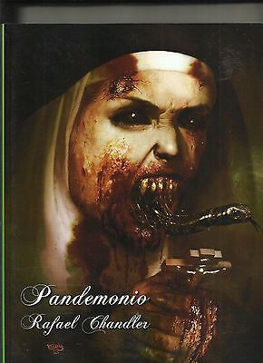 Pandemonio by Rafael Chandler Director Guide RPG Book