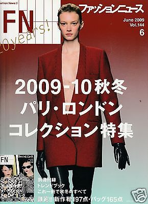 ***FN (Fashion News) JUNE 2009- COLLECTIONS 2009-2010