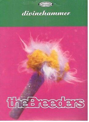 Hammer Sheet Music (THE BREEDERS