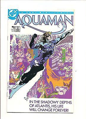 DC Comics  Aquaman  Lot of 4 #1 issues