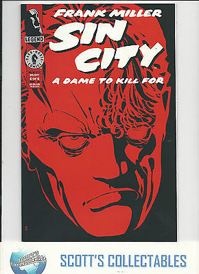 Sin City - A Dame To Kill For   #6   NM-    BOARDED & BAGGED. FREEPOST
