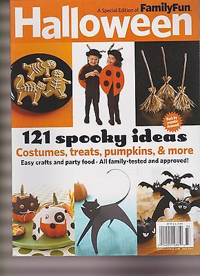 FAMILY FUN SPECIAL EDITION HALLOWEEN MAGAZINE FALL 2013.