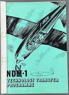NDN-1 FIRECRACKER TECHNOLOGY TRANSFER PROGRAMME BROCHURE 1976