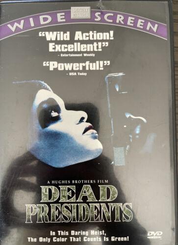 Dead Presidents DVD, 1998  - $6.64