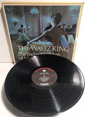 THE WALTZ KING:The Enchanting Music Of Johann Strauss, Jr. Readers 5LP  Record ()
