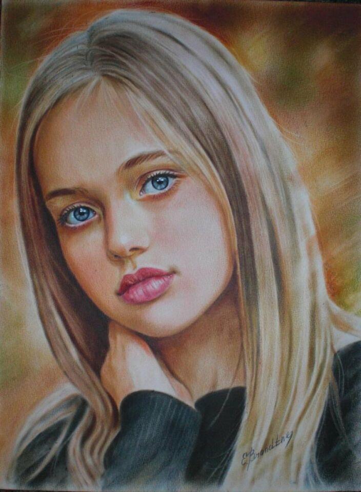 Portrait Zeichnen Lernen In 6 Schritten Zu 7