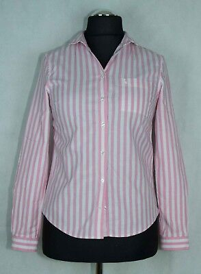 WOMENS JACK WILLS SHIRT COTTON SIZE UK 8 VGC, used for sale  Shipping to Ireland