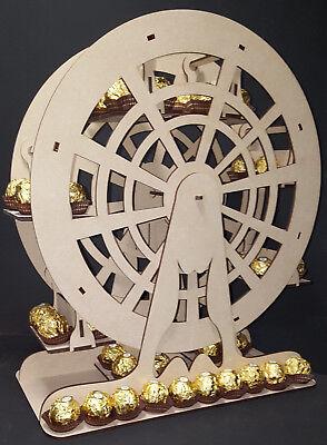 Ferris Wheel Ferrero Rocher Stand, wedding, birthdays, Sweet,special ocaision](Ferris Wheel Centerpiece)