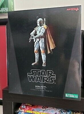 Kotobukiya Star Wars Episode Boba Fett Cloud City Var.