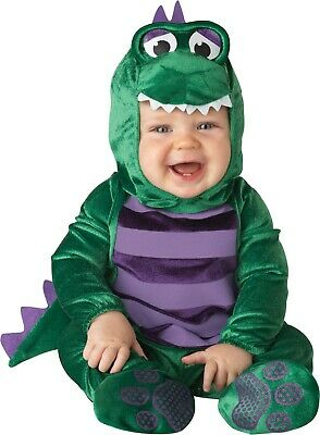 Infant Baby Dinky Dino Dinosaur Costume