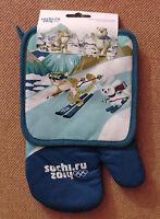 Manopla Esquí De Montaña Sochi 2014. Potholder Sochi 2014 Olympic Games -  - ebay.es
