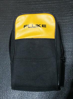 Fluke Fluc25 Large Case For Digital Multimeter Black