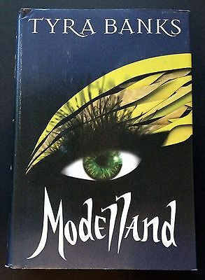 "TYRA BANKS Signed Autographed ""Modelland"" Book, First Edition, 1st/1st"