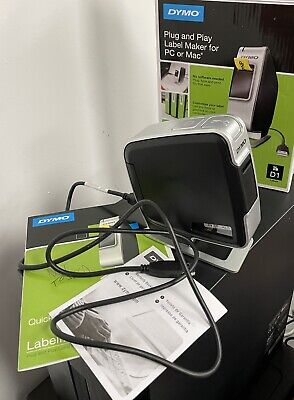 Dymo Labelmanager Pnp Thermal Transfer Label Printer With Usb Cord