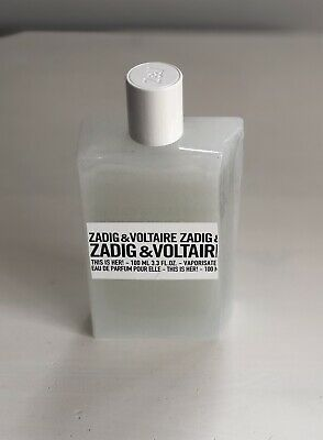 zadig voltaire perfume this is her 100ml