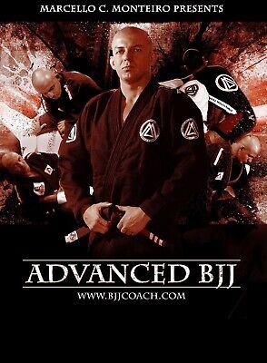 Advanced Brazilian Jiu Jitsu Instructional BJJ DVD