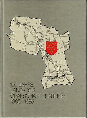 100 Jahre Landkreis Grafschaft Bentheim 1885-1985 Band 108