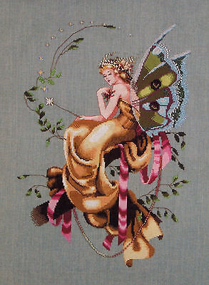 Cross Stitch Chart / Pattern ~ Mirabilia The Woodland Farie / Fairy - Woodland Faries