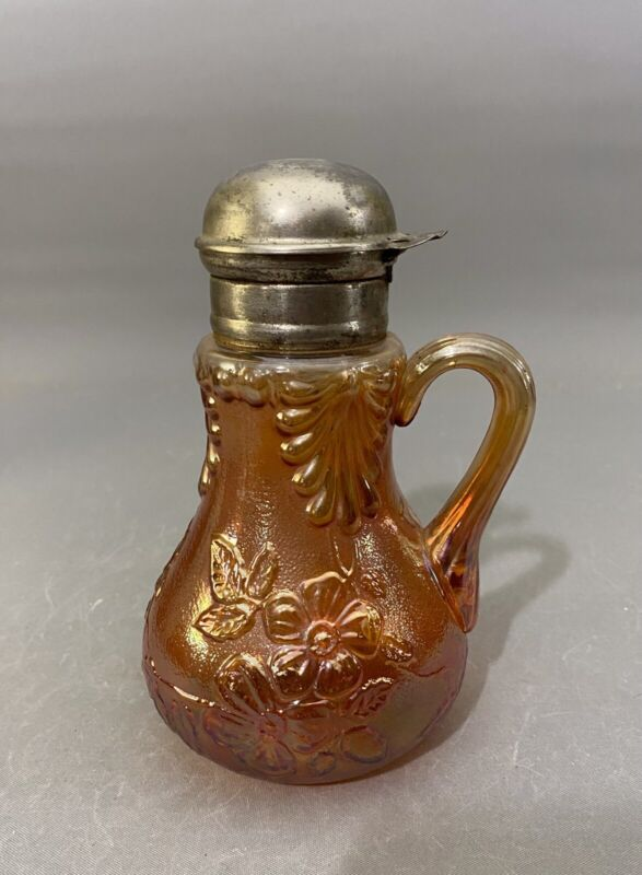OUTSTANDING Marigold Wild Rose SYRUP PITCHER