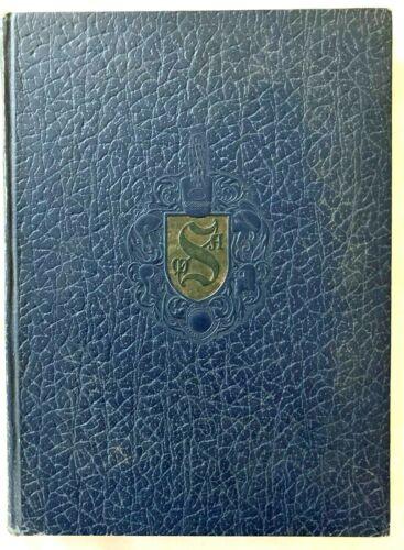 Staunton Virginia Military Academy 1961 Yearbook