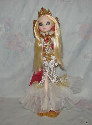 Ever After High Doll Apple White - Toys R Us TRU Exclusive Royally Ever After