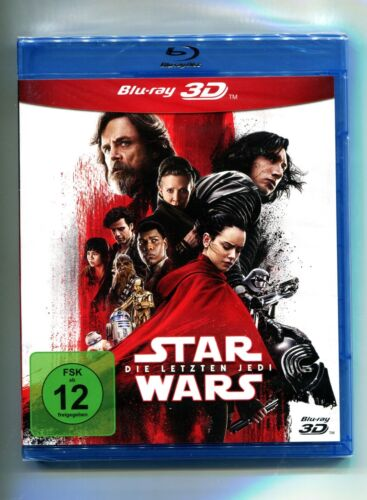Star Wars - Die letzten Jedi 3D - Disney, Lucasfilm 3D Blu-ray