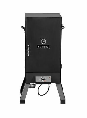 Masterbuilt MB20077618 Electric Smoker, Black
