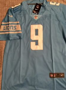 NFL - Detroit Lions Jerseys - new/stitched - Stafford & Sanders