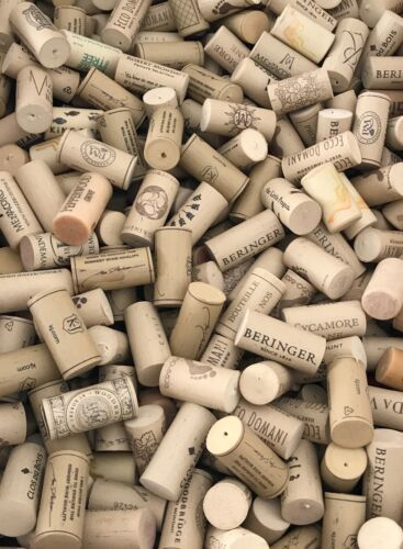 Wine Corks SYNTHETIC - Used Assorted Lots of 1, 50, 100, 250, 500, 1000, 5000+