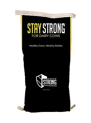 Stay Strong For Dairy Cowrum-a-fresh Promote Feed Intake Efficiency 50lb