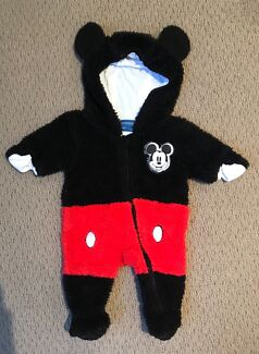 Peter Alexander Baby Mickey Mouse Romper